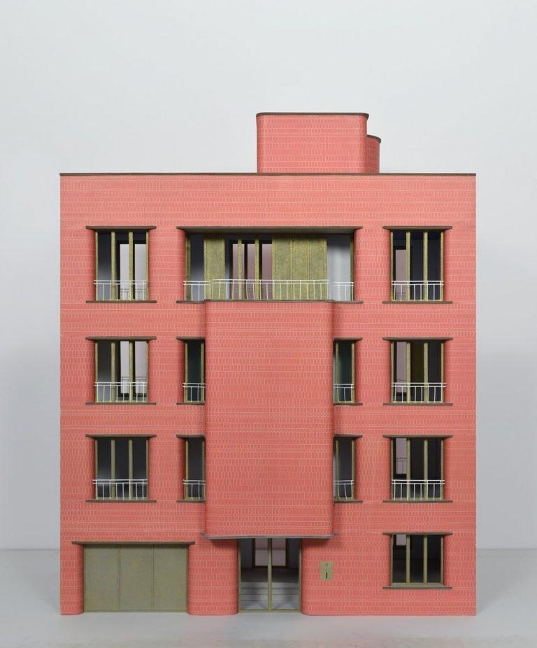 BovenbouwArchitectuur_Werfstraat_Maquette 1
