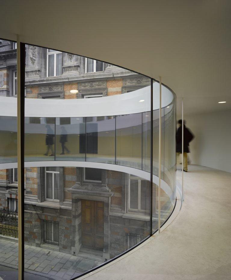 OFFICE Kersten Geers David Van Severen_Tondo_Interior view © Bas Princen