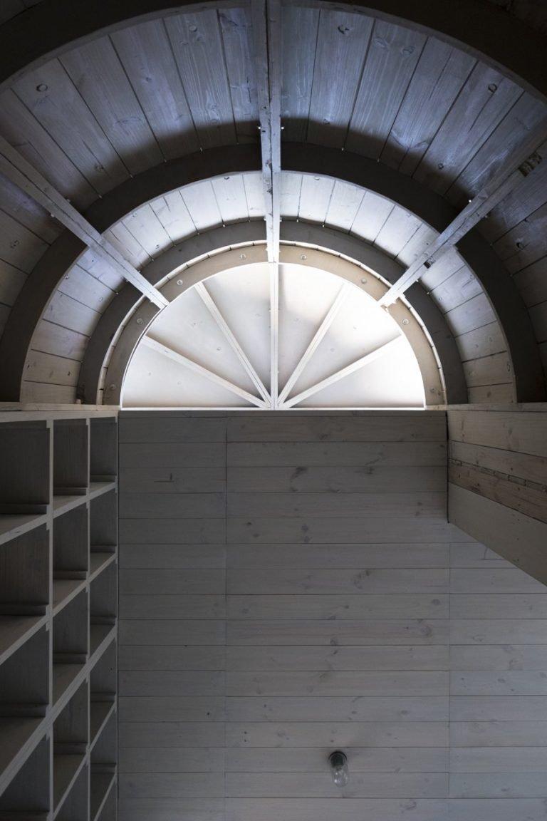 sugiberry_Pine Concrete House_ Dome_sugiberry